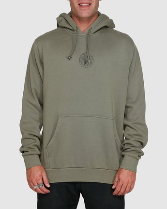 1 Rave Ball Pullover Hoodie  R108153 RVCA