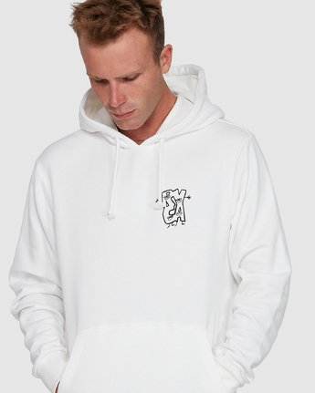 5 Dudes Pullover Hoodie  R108156 RVCA