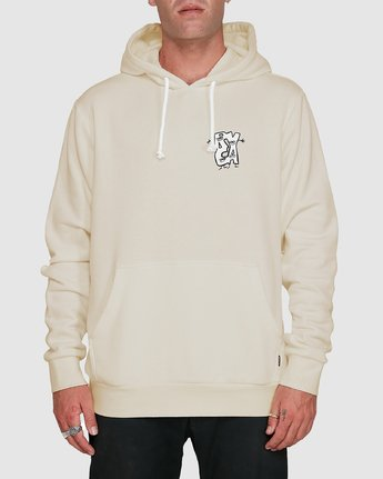 1 Dudes Pullover Hoodie  R108156 RVCA
