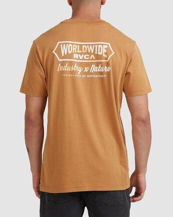 WORLDWIDE SS TEE  R115056