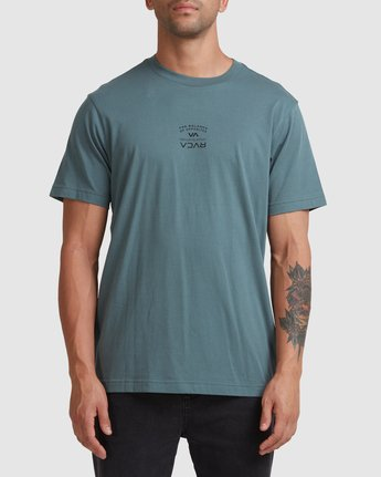 BEND IT LIKE RVCA SS TEE  R117041