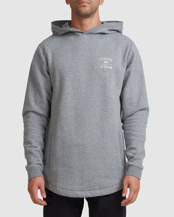 BEND IT LIKE RVCA PULLOVER  R117158