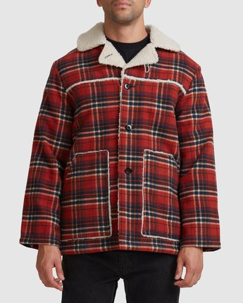 OLD COUNTRY JACKET  R117433