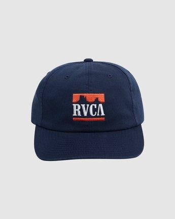2 PACKETS SNAPBACK  R117561 RVCA