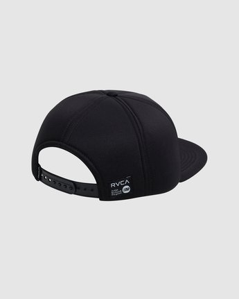 1 DEATH VALLEY FOAM SNAPBACK  R117562 RVCA