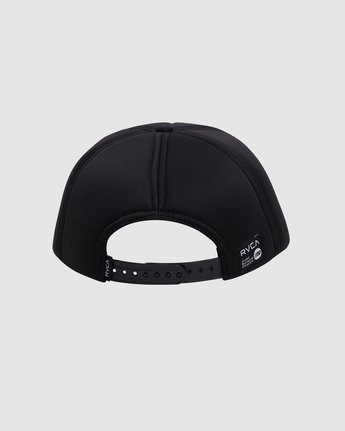 3 DEATH VALLEY FOAM SNAPBACK  R117562 RVCA