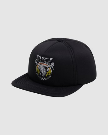 0 DEATH VALLEY FOAM SNAPBACK  R117562 RVCA