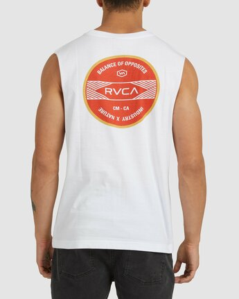 RVCA TRIBE MUSCLE  R118003
