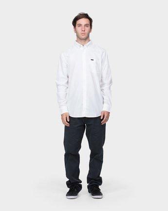 3 That'Ll Do Long Sleeve  Shirt  R141216 RVCA