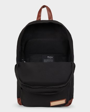 4 Schooled Backpack  R143453 RVCA