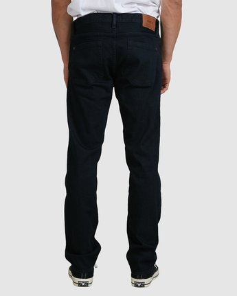 2 Daggers Denim Pants Blue R153232 RVCA