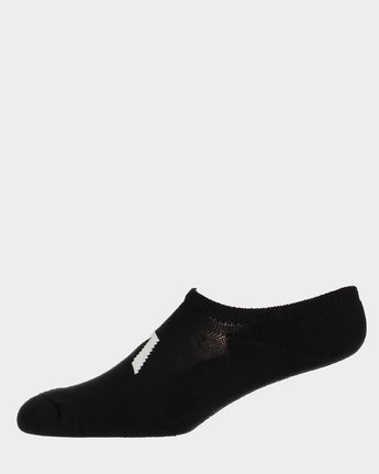 1 Transfer Sock IIl Black R162602 RVCA