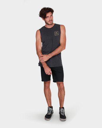 3 Va All The Ways Muscle  R172029 RVCA