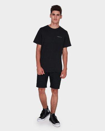 3 Byron Address T-Shirt  R172131 RVCA