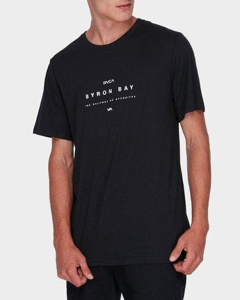 1 Byron Va T-Shirt  R172132 RVCA