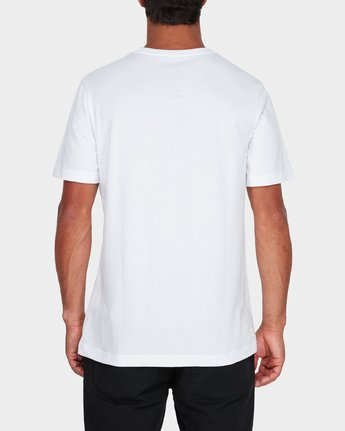 2 Grillo Pocket T-Shirt  R181048 RVCA