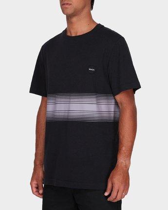 1 Sin Fade T-Shirt  R181050 RVCA
