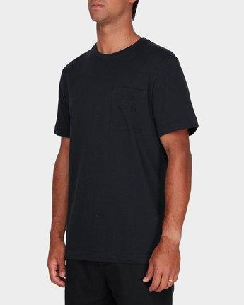 1 Benj True Stories T-Shirt  R181060 RVCA