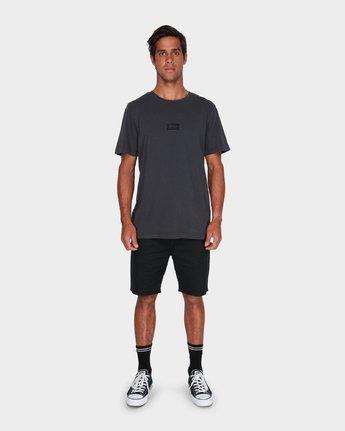3 RVCA Focus T-Shirt  R181061 RVCA