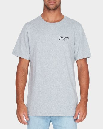 0 Va Good Day Short Sleeve T-Shirt  R182048 RVCA