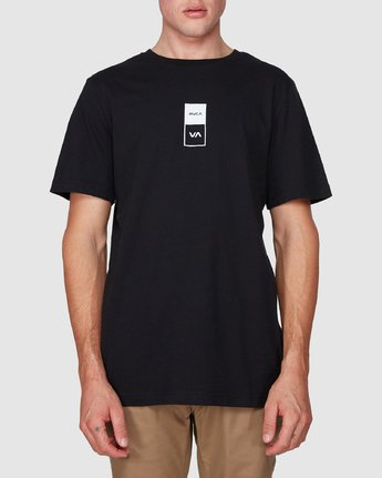 0 Va RVCA Short Sleeve T-Shirt  R182056 RVCA