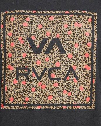 5 VA ALL THE WAYS MULTI TEE Black R182062 RVCA