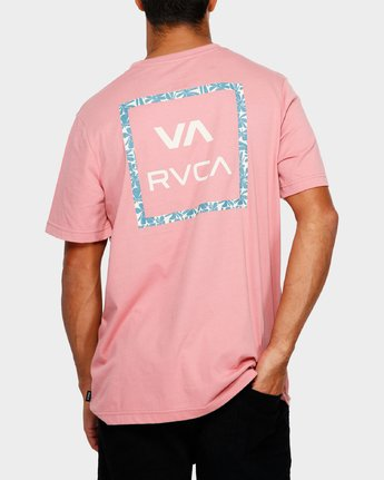 2 VA ALL THE WAYS MULTI TEE Pink R182062 RVCA
