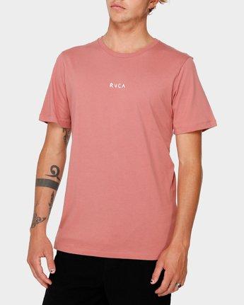 0 RVCA For Life Short Sleeve T-Shirt  R182068 RVCA