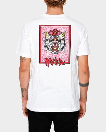 3 RVCA Creatures T-Shirt  R182069 RVCA