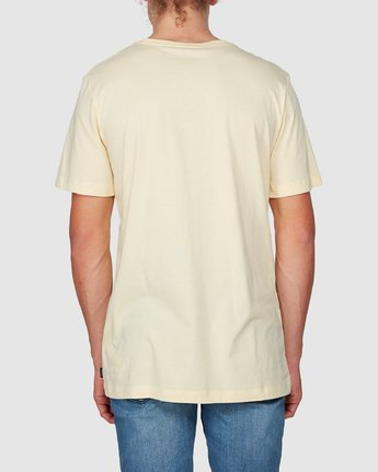 2 RVCA Box Short Sleeve T-Shirt  R182073 RVCA