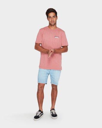 3 Scum T-Shirt  R182094 RVCA