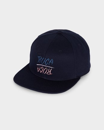 0 Va Good Day Cap  R182569 RVCA