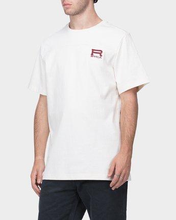 1 Prime Lynes T-Shirt  R183045 RVCA