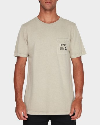 ANP POCKET TEE  R183056