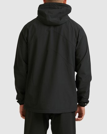 3 VA WINDBREAKER Black R183438 RVCA