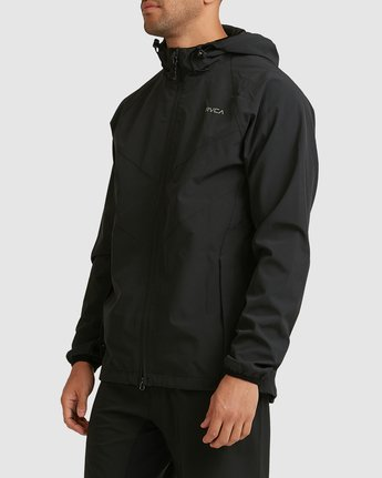 2 VA WINDBREAKER Black R183438 RVCA