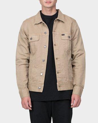0 Daggers Jacket  R183439 RVCA