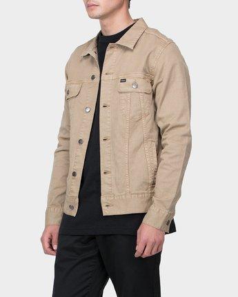 1 Daggers Jacket  R183439 RVCA
