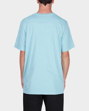 2 Oblow Roses T-Shirt  R184043 RVCA