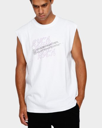 0 Tv Dinner Muscle  R191008 RVCA