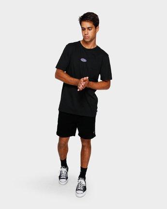 4 RVCA Oval T-Shirt  R191050 RVCA
