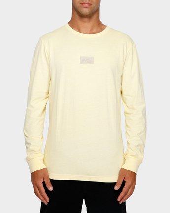 1 Focus 2.0 Long Sleeve T-Shirt  R191091 RVCA