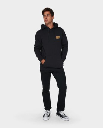 3 Stack Em High Pullover  R191155 RVCA