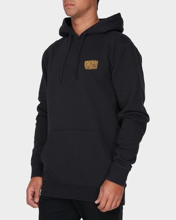 1 Stack Em High Pullover  R191155 RVCA