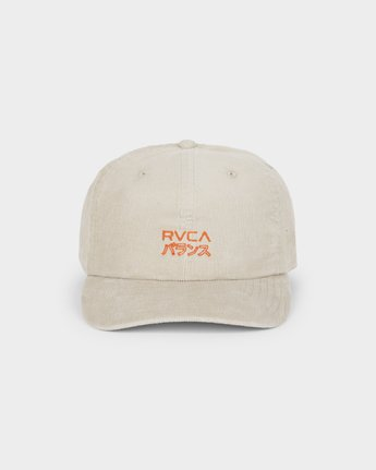 1 Translation Cord Snapback  R191567 RVCA