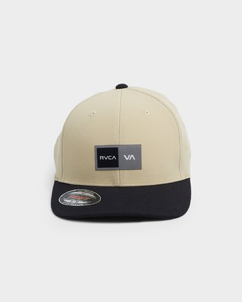 1 Warner Box Flexfit Cap  R191569 RVCA