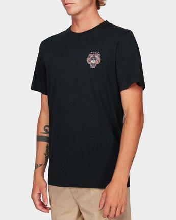 1 Night Luker Short Sleeve T-Shirt  R192050 RVCA