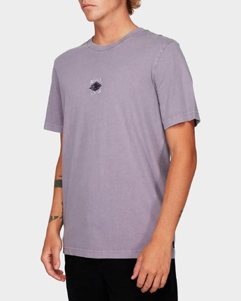 1 Web Short Sleeve T-Shirt  R192053 RVCA