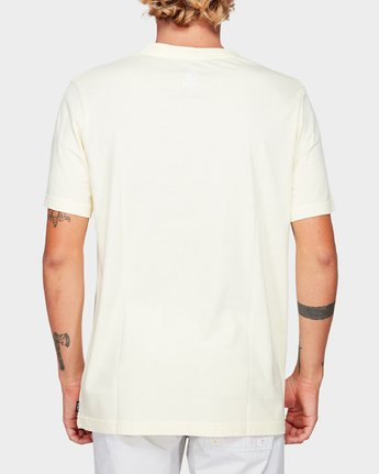 2 Southerly Buster Short Sleeve T-Shirt  R192056 RVCA