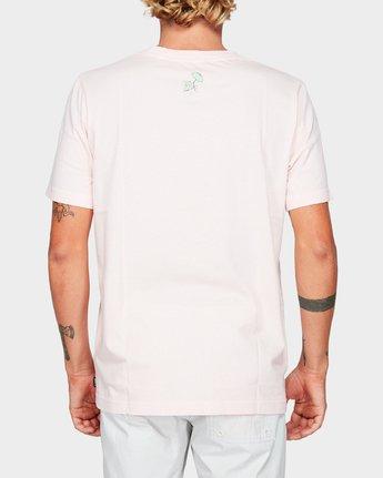 2 No Days Off Short Sleeve T-Shirt  R192058 RVCA